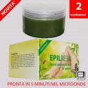 2 packages Epilresin 200 ml