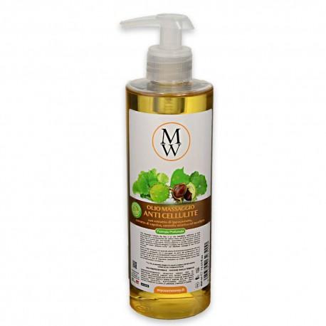 Olio massaggio Anticellulite 400 ml